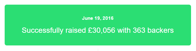 Dartmoor Whisky Successfully Funded on Kickstarter
